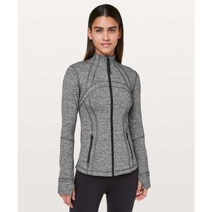 NEW Lululemon Define Gray Jacket - Size 4